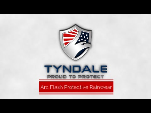 Arc Flash Protective Rainwear
