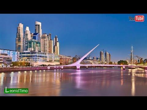 Буэнос Айрес - «Париж Южной Америки». Ар