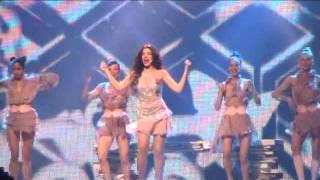 Cyprus: 2nd rehearsal Eurovision 2012 / Ivi Adamou - La la la love