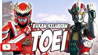 5 Series Superhero Tokusatsu dari TOHO || with Raka & Selina