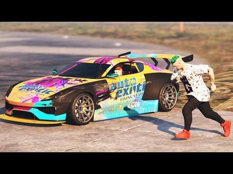 URGENTE CHEGOU NO GTA V! NOVO CARRO DEWBAUCHEE SPECTER DLC  CARS CUSTOMIZATION E MAIS