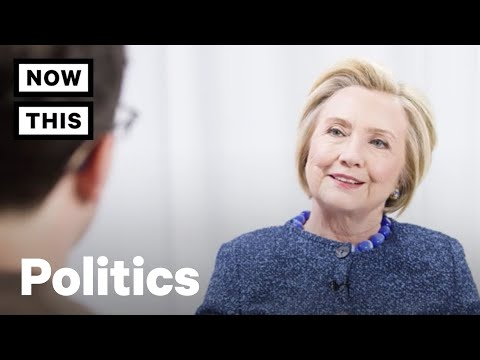 Hillary Clinton Interview 2017 – EXTENDED INTERVIEW | NowThis