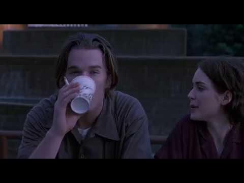 Love Scene: You and me and 5 bucks | Reality Bites