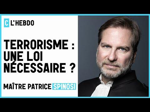Terrorisme : une loi nécessaire ? - C l'hebdo - 01/05/2021 Terrorisme : une loi nécessaire ? - C l'hebdo - 01/05/2021