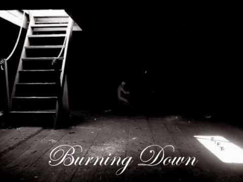 8 Inch Flange Bolt -Burning Down