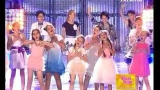 Игорь Крутой и дети - Музыка (Детская Новая волна 2012)