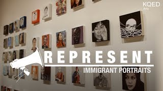 Portraits of an Immigrant-Nation