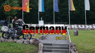 Ep 54 - Germany (part 3) - Around Europe on a Motorcycle