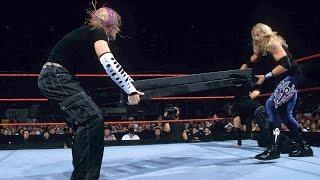 The Hardy Boyz vs. Edge & Christian - Ladder Match: No Mercy 1999