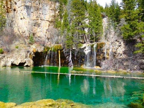 Video Hanging Lake Hike, Colorado (1080p HD)