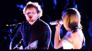 Taylor Swift & Ed Sheeren// Tenerife Sea