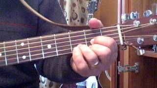 """Romeo's Tune"" Steve Forbert ,  How to easy lesson for beginners"