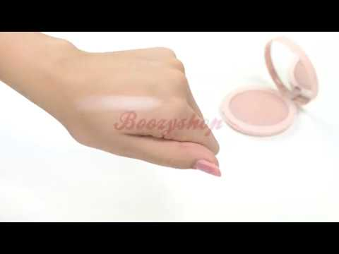W7 Cosmetics W7 Glowcomotion Shimmer Highlighter Eyeshadow Pink It Up!