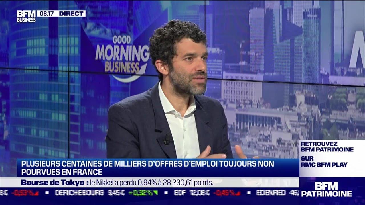 Alexandre Viros (Adecco) : Le groupe Adecco boucle trois rachats en 2021