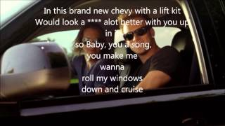 3murray lyrics movie Windows Down and Cruise Florida Georgia Line