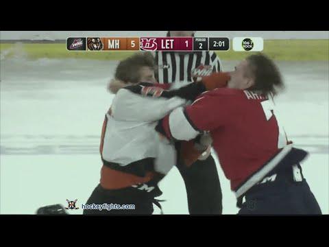 Joe Arntsen vs. Rhett Parsons
