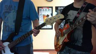 AC/DC - Let's Make It (Lead and Bass Cover)