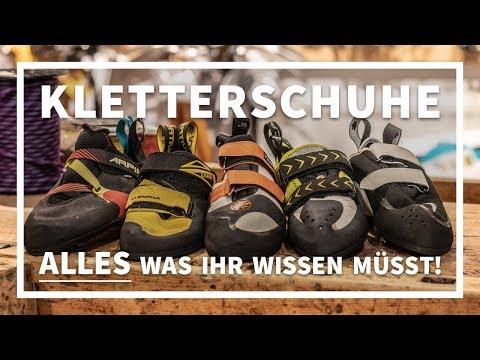 Kletterschuhe, ALLES was ihr wissen müsst DIRECTORS CUT | EINFACH KLETTERN | TRAVEL & TREK