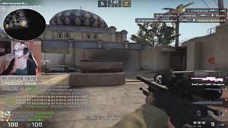 Смотреть онлайн Самые крутые моменты в игре Контер-Страйк