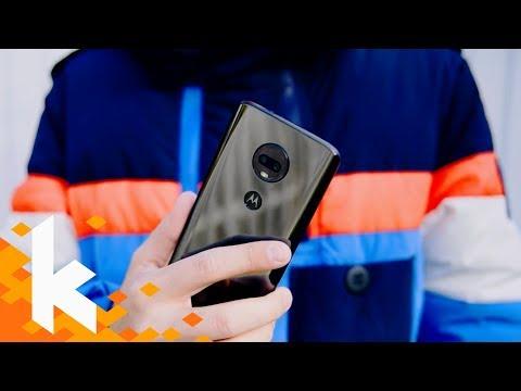 DAS Budget-Smartphone? Moto G7 (review)