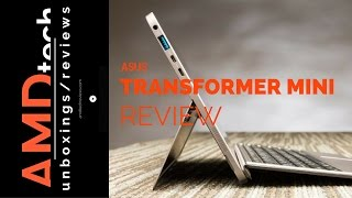 Asus Transformer Mini T102HA Review:  Is this Surface-Clone Mini Worth It?