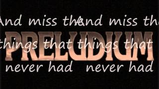 Video Preludium - Breathe (Official Lyric Video)