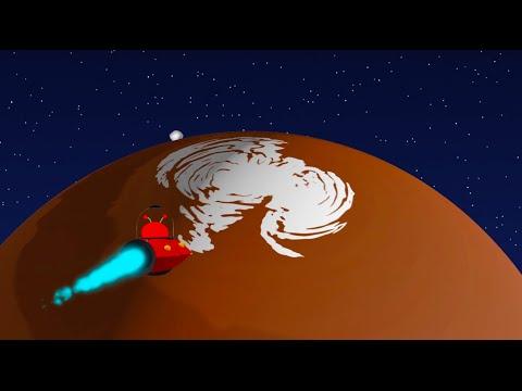 Secretos del Planeta Rojo