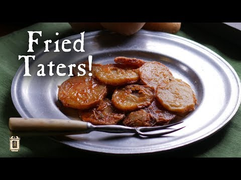 Potato Chips in the 18th Century?