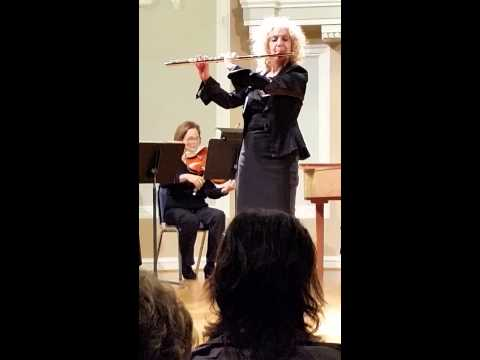 Excerpt from a concerto performance with the San Jose Chamber Orchestra in 2014.