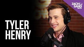 Tyler Henry Talks Hollywood Medium, Khloé Kardashian & RuPaul