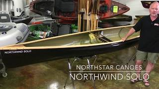 Northstar Canoes Northwind Solo Overview