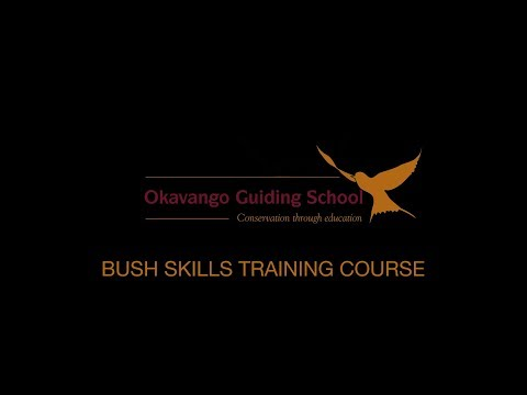 African Guide Academy: Bush Skills Training Course