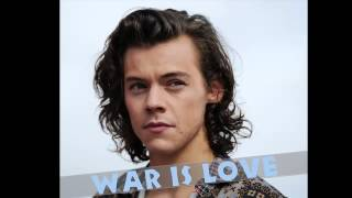 Harry Styles - War Is Love (Official Audio)