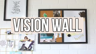 HOW TO CREATE A VISION/INSPIRATION BOARD