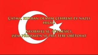 Turecká hymna (překlad) - Anthem of Turkey