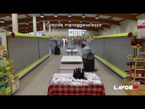 Lavor Comfort XXS Binicili Yer Yıkama ve Temizlik Makinası