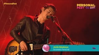 Arctic Monkeys - Fluorescent Adolescent (Live at Personal Fest)