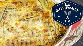 Zucchini Lasagna Recipe – LeGourmetTV