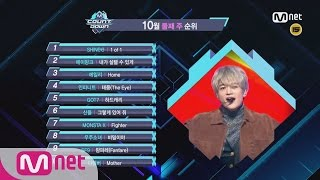 What are the TOP10 Songs in 2nd week of October? M COUNTDOWN 161013 EP.496