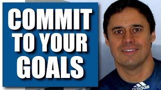 Why Commitment is So Important in Success - Olympic Keynote Speaker Ruben Gonzalez