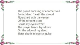 Christian Death - Resurrection - 6th Communion Lyrics