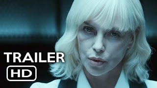 Atomic Blonde Red Band Trailer #1 (2017) Charlize Theron Action Movie High Quality Mp3