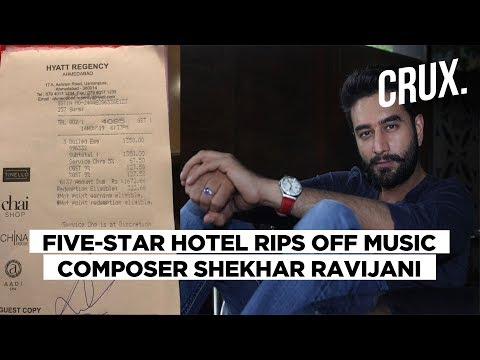 Music Composer Shekhar Ravjiani Charged Rs 1673 for 3 Eggs