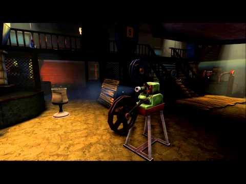 První trailer na PS4 hru Ether One