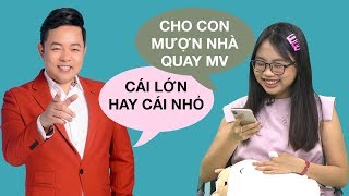 """Chỉ một cuộc điện thoại đã chứng tỏ Quang Lê cưng """"con gái"""" đến thế này"""
