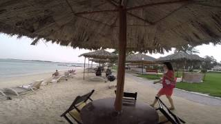preview picture of video 'Эмираты: Дубай → Flamingo beach resort'