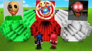 Minecraft ITA - NON ENTRARE NEL TUNNEL SBAGLIATO!!