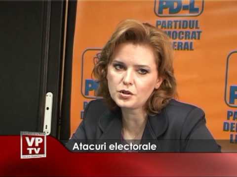 Atacuri electorale