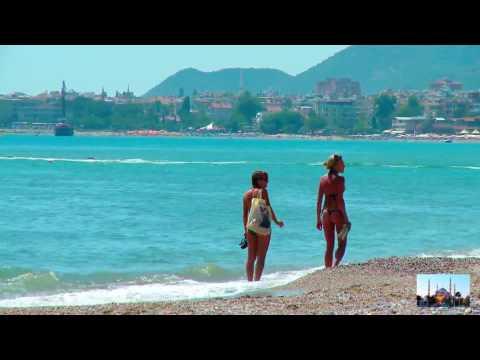 Пляжи Турции, побережье Средиземного моря