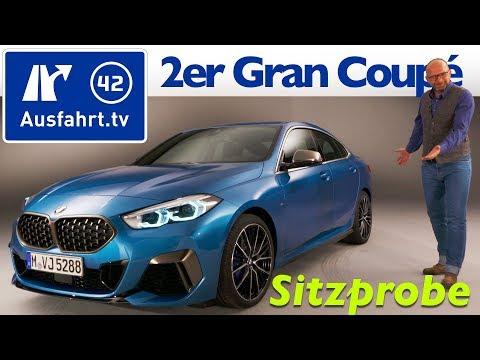 🔥🔥🔥 2020 BMW 2er Gran Coupe (F44) M235i 220d Weltpremiere, Sitzprobe, Premiere